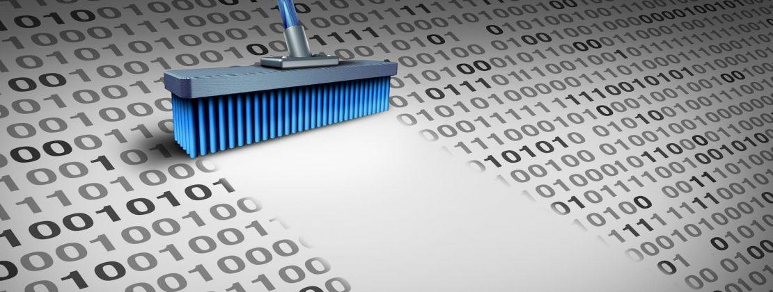 declutter data mainframe